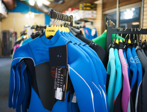 Practical guide of how to buy a wetsuit online