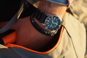 Image of a Seiko Diver watch