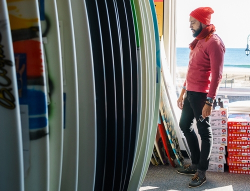 How to successfully buy a surfboard when you know nothing about it