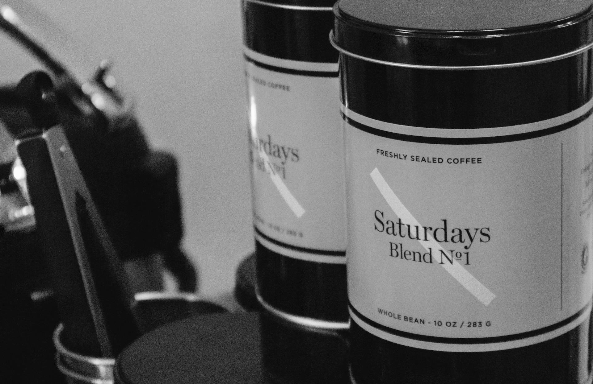 Saturdays NYC coffee blend