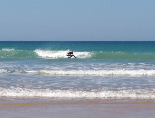 Surfing destinations: Conil de la Frontera
