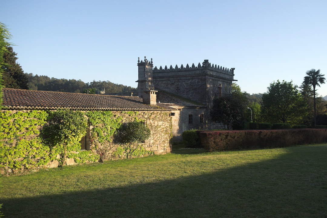 Picture of Pazo da Touza in Nigran