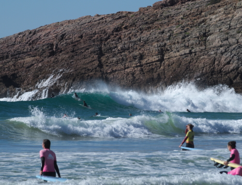 Surfing destinations: Sagres, Portugal