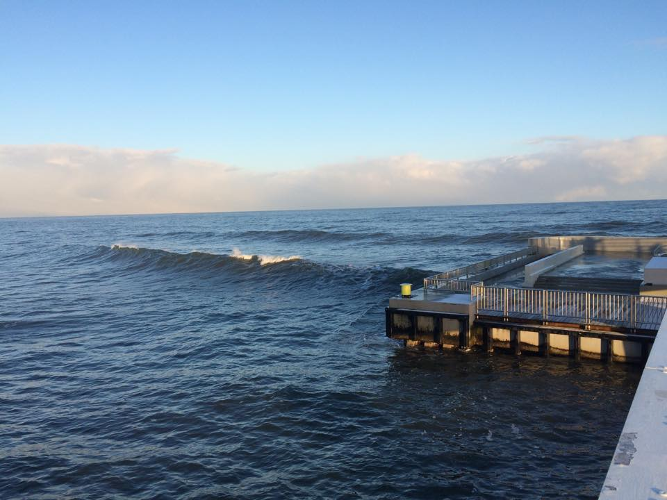 Kołobrzeg surfing