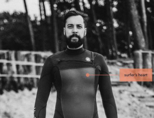 Mięśnie używane w surfingu