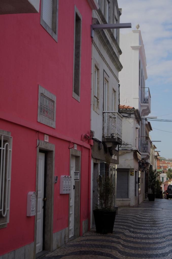 ulica w Cascais